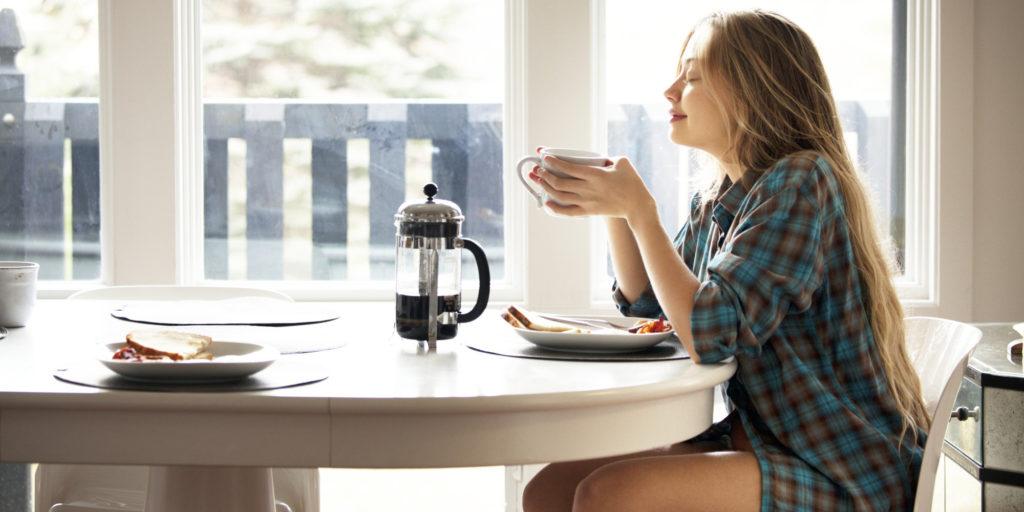 Pozitívne účinky kávy na ľudské telo